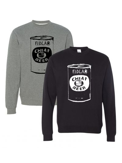 FIDLAR - Cheap Beer Sweatshirt