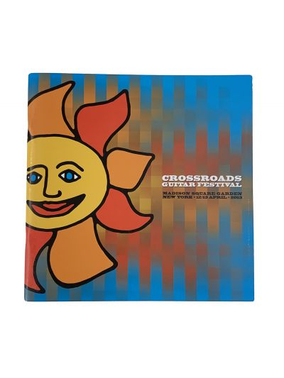 2013 Crossroads Guitar Festival Program