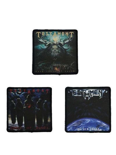 Testament - 3 Patch Bundle