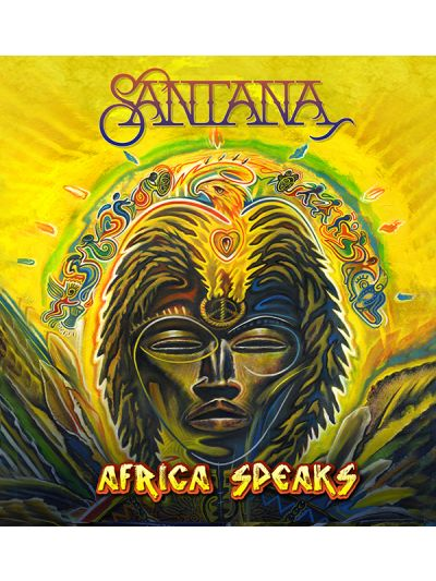 Santana - Africa Speaks CD