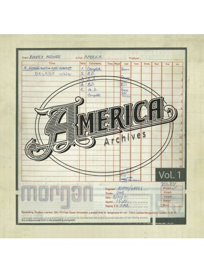 America - Archives Vol. 1 CD