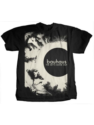 Bauhaus - The Sky's Gone Out T-Shirt