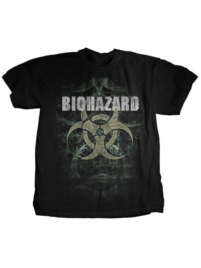 Biohazard - The Knife T-Shirt