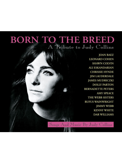 Judy Collins - Born To The Breed CD