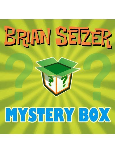 Brian Setzer - Rockabilly Riot! Mystery T-Shirt Bundle