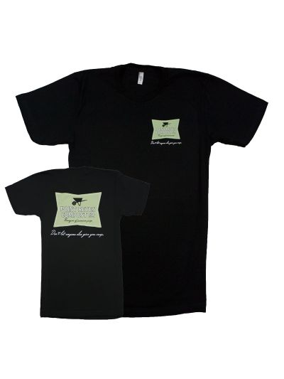 Pt Reyes Compost Co. - Classic Logo Fine Jersey T-Shirt