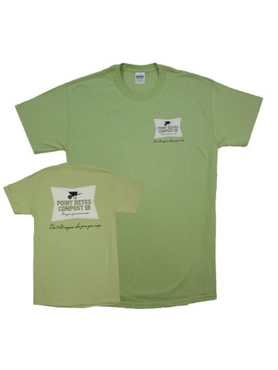 Pt Reyes Compost Co. - Classic Logo T-Shirt