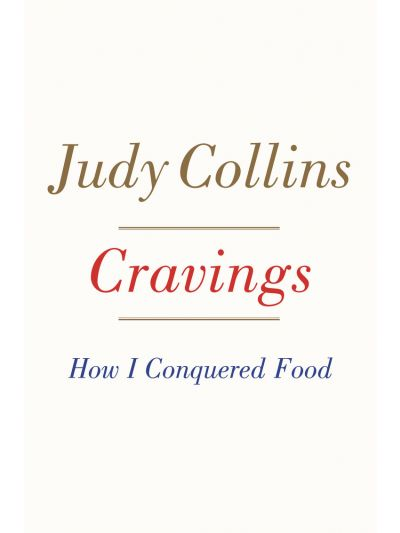 Judy Collins - Cravings Book (Hardcover)