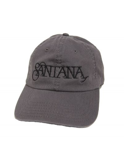 Santana - Embroidered Logo Cap