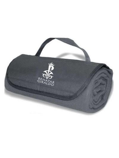 Crown Logo Roll Up Picnic Blanket