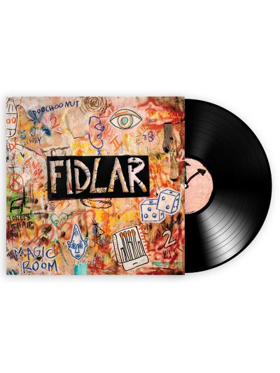 FIDLAR - TOO Black Vinyl LP