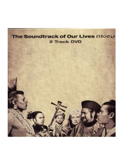 The Soundtrack Of Our Lives - Bigtime 2 Track DVD