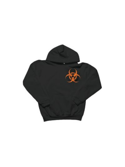Biohazard - Logo Hooded Sweatshirt