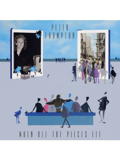 Peter Frampton - When All The Pieces Fit CD