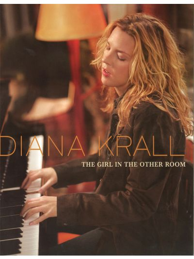 Diana Krall- Girl in the Other Room Tour Book