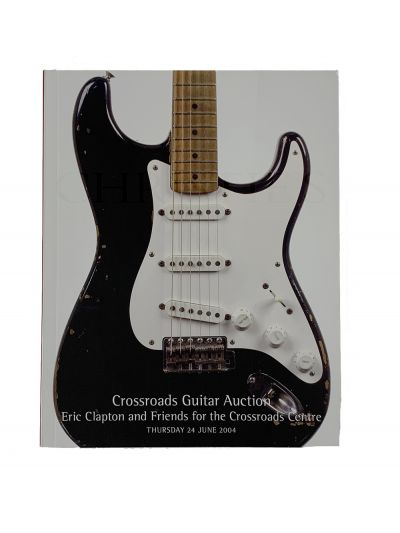 2004 Crossroads Guitar Auction Catalog