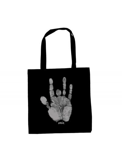 Jerry Garcia - Hand Tote Bag