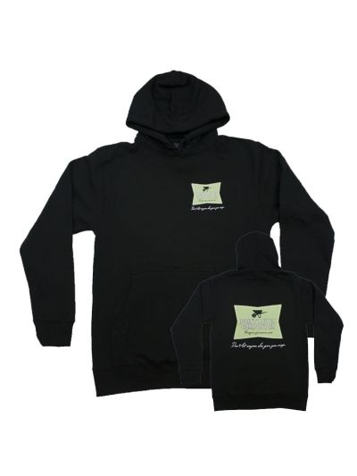 Pt Reyes Compost Co. -  Classic Logo Pullover Hoodie