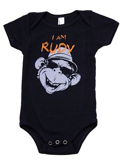 Rudy's Cafe - I am Rudy Onesie