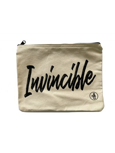 Invincible Makeup Bag