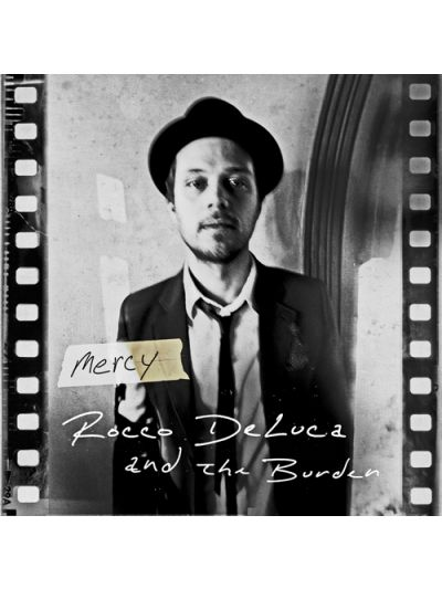 Rocco DeLuca and the Burder - Mercy CD
