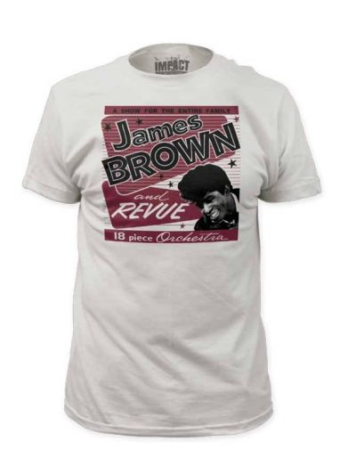 James Brown and Revue T-Shirt