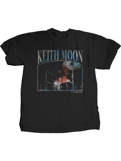 Keith Moon - Premium Drums T-Shirt