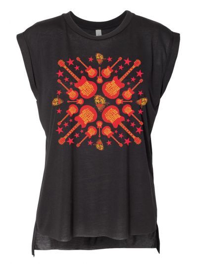 Brian Setzer - Gretsch Guitar Ladies Muscle Tank