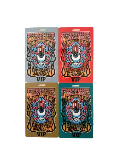 Sweetwater - Furthur at Sweetwater 1/16-1/19 2013 Commemorative VIP Laminate