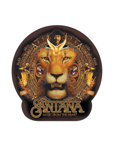 Santana - Lion Sticker