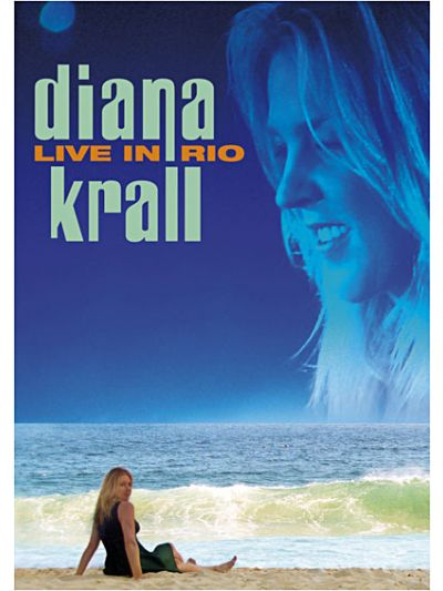 Diana Krall- Live in Rio DVD