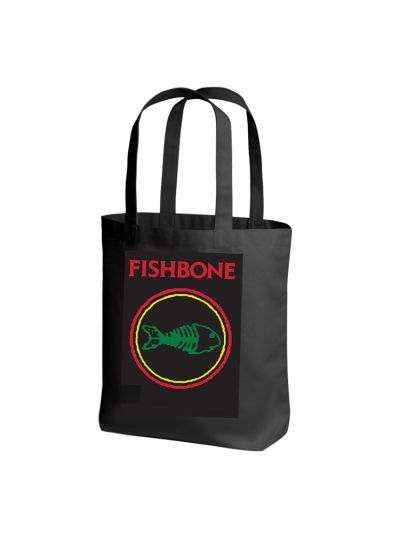 Fishbone - Logo Tote Bag