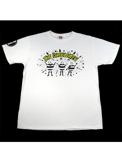 Love And Rockets- Bubblemen T-Shirt