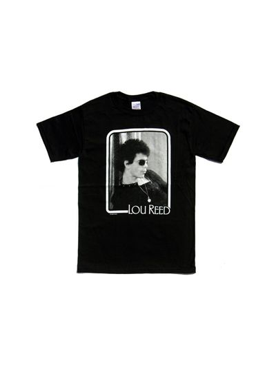 Lou Reed-Photo T-Shirt
