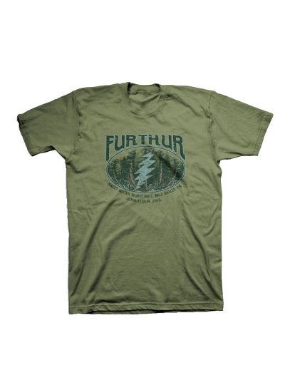 Sweetwater - Furthur at Sweetwater 1/16-1/19 2013 T-Shirt