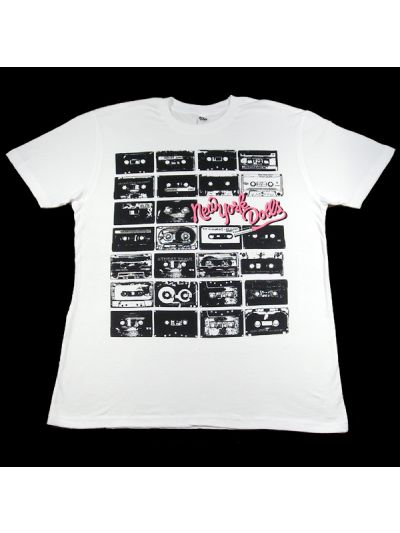 New York Dolls - Cassette T-Shirt