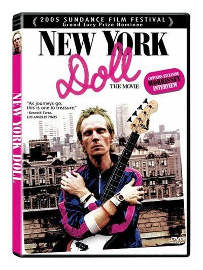 New York Doll - The Movie - DVD