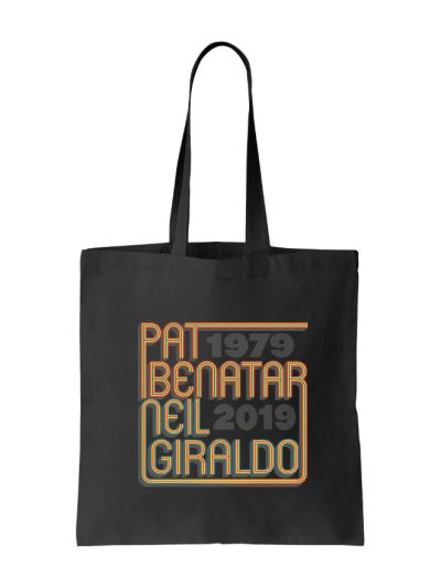 1979-2019 40th Anniversary Tote Bag
