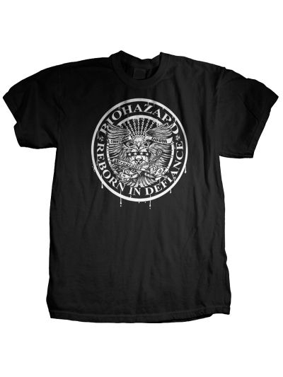 Biohazard- Defiance Eagle T-Shirt