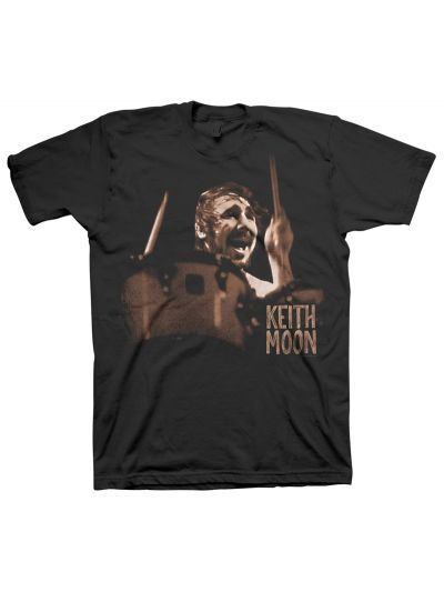 Keith Moon - Drums T-Shirt