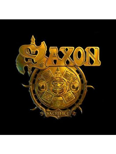 Saxon - Sacrifice Deluxe 2-Disc CD