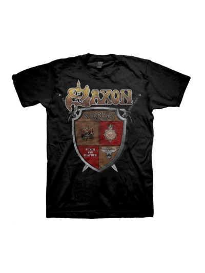 Saxon - Shield T-Shirt