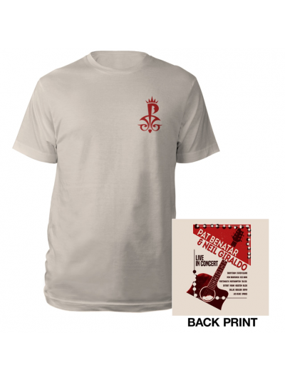 Live in Concert T-Shirt