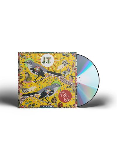 Steve Earle & The Dukes - J.T. CD Preorder
