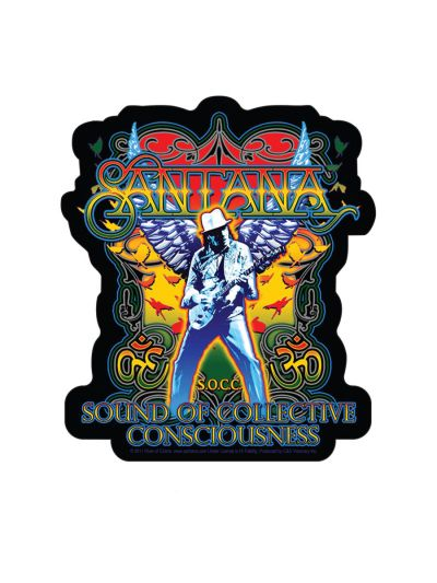Santana - SOCC Sticker
