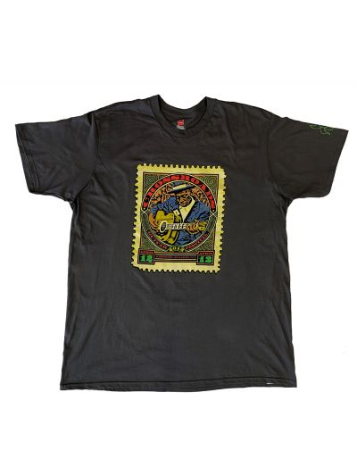 2013 Blues Stamp T-Shirt