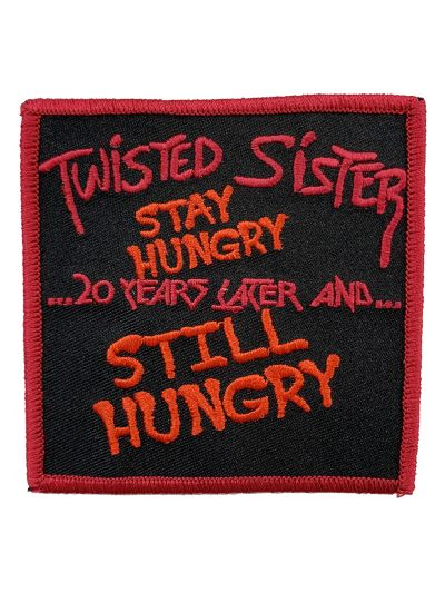Twisted Sister - Hungry Patch