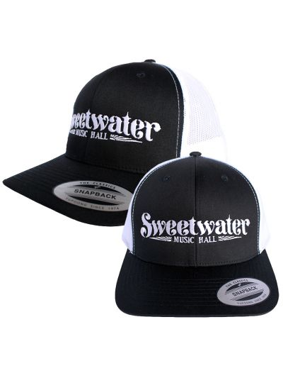 Sweetwater Music Hall Embroidered Logo Retro Cap