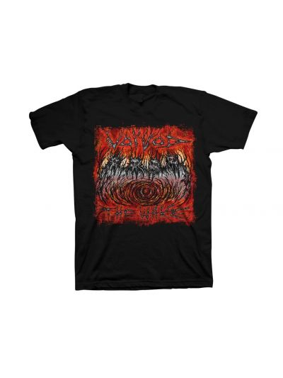 Voivod - The Wake 2019 Tour Itin T-Shirt