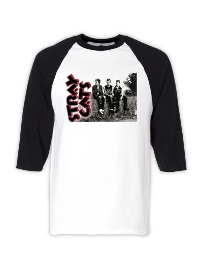 Stray Cats - Three Cats Baseball Jersey